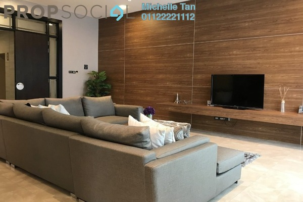 Serviced Residence For Sale in The Pearl, KLCC Freehold Fully Furnished 3R/5B 2.92m