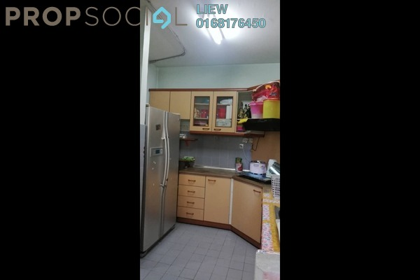 Condominium For Sale in Miharja Condominium, Cheras Freehold Semi Furnished 3R/2B 330k