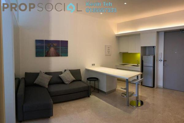 Condominium For Rent in The Signature, Sri Hartamas Freehold Fully Furnished 1R/1B 2.2k