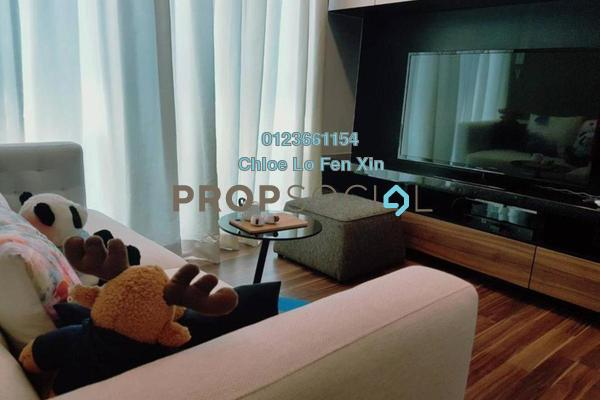 Condominium For Rent in VERVE Suites, Old Klang Road Freehold Fully Furnished 2R/2B 3k