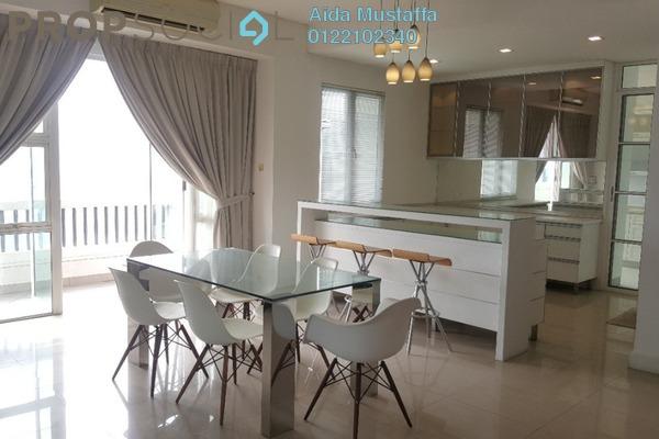 Duplex For Sale in Flora Murni, Mont Kiara Freehold Semi Furnished 3R/4B 1.88m