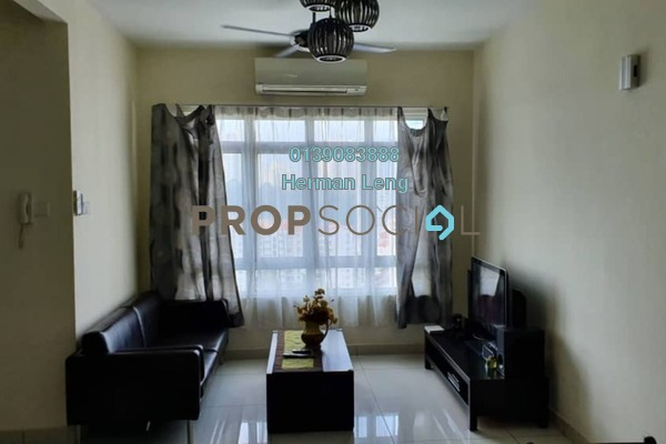 Condominium For Rent in Saville @ The Park, Pantai Freehold Fully Furnished 3R/2B 2.3k