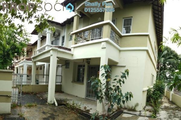 Terrace For Sale in Kasawari , Bandar Puchong Jaya Freehold Semi Furnished 4R/3B 750k