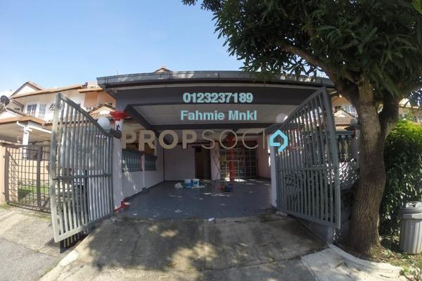 For Rent Terrace at Taman Melawati, Kuala Lumpur Freehold Semi Furnished 3R/3B 2k