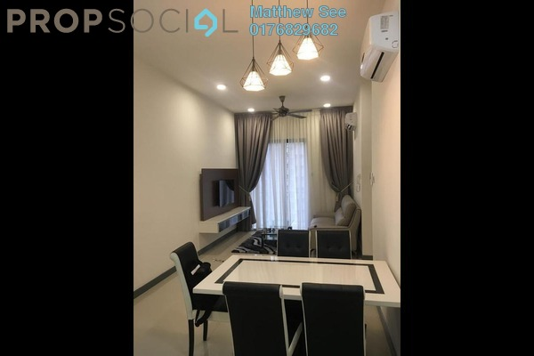 Condominium For Rent in Kiara Residence 2, Bukit Jalil Freehold Fully Furnished 3R/2B 3.5k