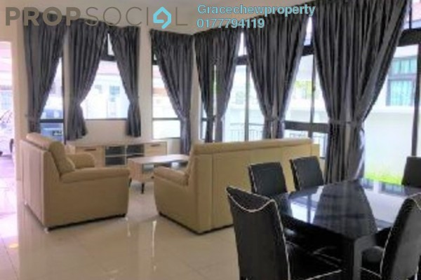 For Rent Terrace at Eco Botanic, Skudai Freehold Fully Furnished 4R/5B 3k