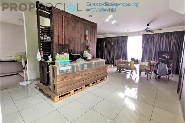 Semi-Detached For Sale in Senibong Cove, Bandar Baru Permas Jaya Freehold Semi Furnished 5R/5B 1.5m