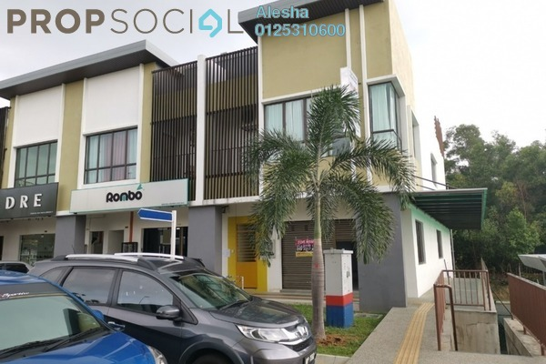 Shop For Sale in Plaza Crystalville, Cyberjaya Freehold Unfurnished 0R/0B 1.6m