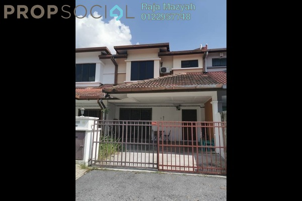 Terrace For Sale in Bayu Damansara, Kota Damansara Leasehold Unfurnished 4R/3B 800k