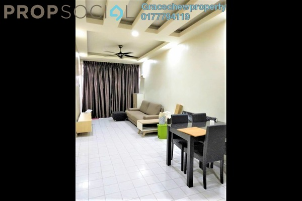 Terrace For Sale in Bandar Seri Alam, Masai Freehold Semi Furnished 2R/2B 340k