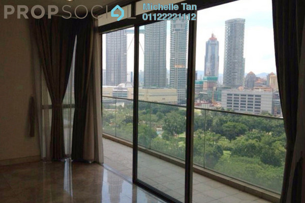 Condominium For Sale in Stonor Park, KLCC Freehold Semi Furnished 4R/4B 4.18m
