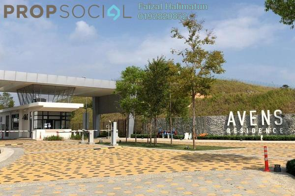 Terrace For Sale in Avens Residence, Southville City Freehold Semi Furnished 6R/5B 809k