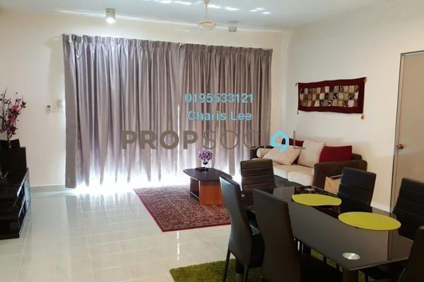 Condominium For Rent in Ritze Perdana 2, Damansara Perdana Freehold Fully Furnished 1R/1B 1.8k