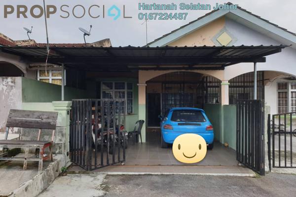 Terrace For Sale in Taman Kulai Utama, Kulai Freehold Unfurnished 3R/2B 250k