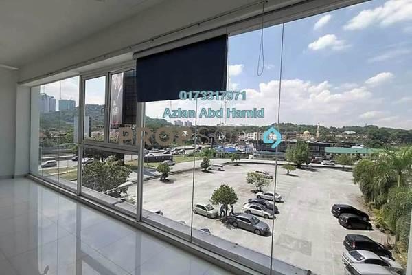 Office For Rent in Taman Melawati, Kuala Lumpur Freehold Semi Furnished 8R/3B 3k