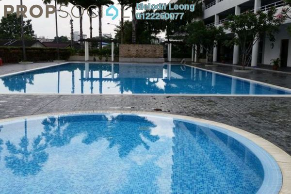 For Sale Condominium at Prima Setapak II, Setapak Freehold Semi Furnished 3R/2B 640k