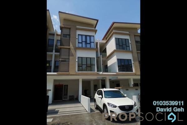 Townhouse For Sale in N'Dira Townhouse, 16 Sierra Freehold Unfurnished 3R/3B 710k