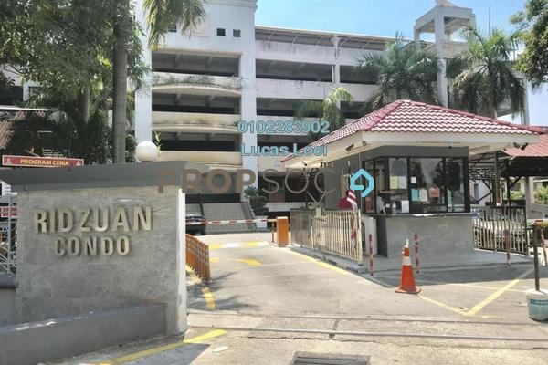 Condominium For Sale in Ridzuan Condominium, Bandar Sunway Freehold Semi Furnished 2R/2B 280k