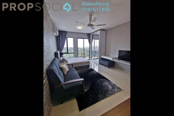 Condominium For Rent in Country Garden Central Park, Johor Bahru Freehold fully_furnished 1R/1B 1.3k