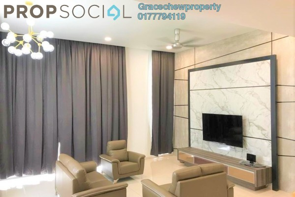 Semi-Detached For Rent in Emerald Residence, Sunway Iskandar Freehold Fully Furnished 4R/4B 4.8k