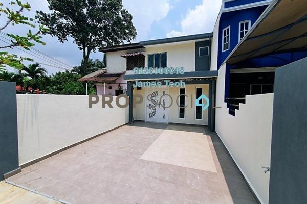 Terrace For Sale in Taman Menara Maju, Klang Freehold Semi Furnished 3R/2B 325k