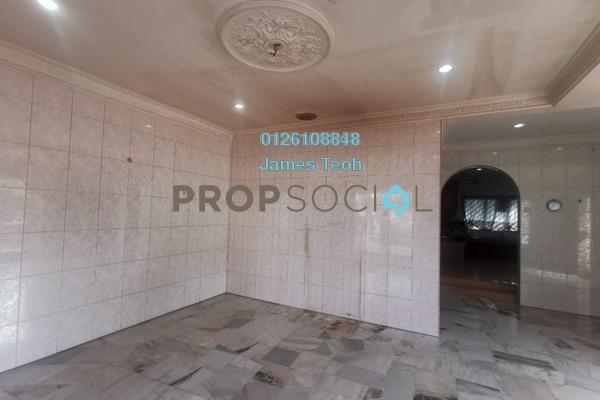 Terrace For Sale in Taman Sentosa, Klang Freehold Semi Furnished 4R/3B 540k