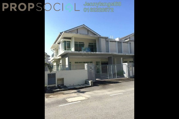 Semi-Detached For Sale in Taman Anggerik Villa, Kajang Freehold Unfurnished 4R/3B 1.18m