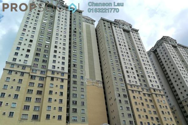 Condominium For Sale in Casa Subang, UEP Subang Jaya Freehold Semi Furnished 3R/2B 305k