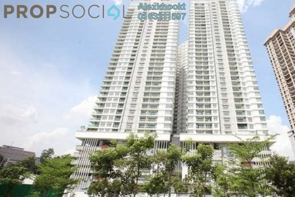 Condominium For Rent in Royal Regent, Dutamas Freehold Fully Furnished 1R/1B 1.6k