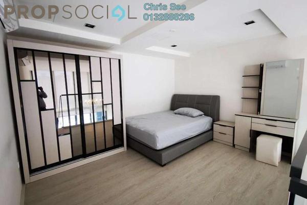 Duplex For Rent in The Square @ One City, Subang Jaya Freehold Fully Furnished 1R/1B 1.5k