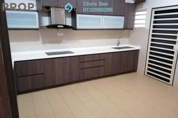 Semi-Detached For Rent in Banyan 1, Bandar Seri Coalfields Freehold Semi Furnished 5R/5B 1.6k
