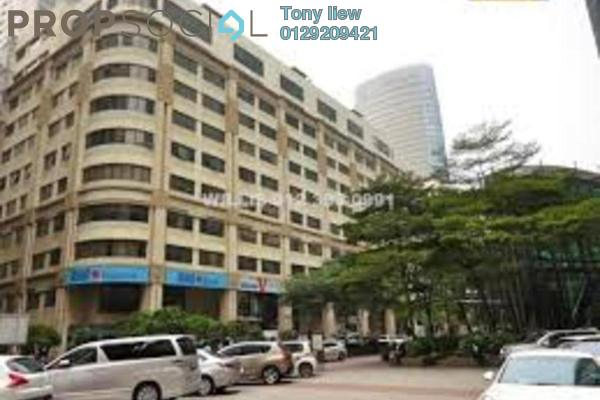 Office For Rent in The Boulevard, Mid Valley City Freehold Unfurnished 0R/0B 7k