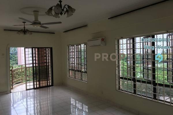 Condominium For Sale in Abadi Villa, Taman Desa Leasehold Semi Furnished 3R/2B 445k