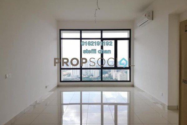 Serviced Residence For Rent in The Park Sky Residence @ Bukit Jalil City, Bukit Jalil Freehold Semi Furnished 2R/2B 1.8k