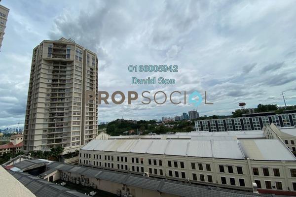 Condominium For Rent in Mayfair, Sri Hartamas Freehold Semi Furnished 1R/1B 1.3k