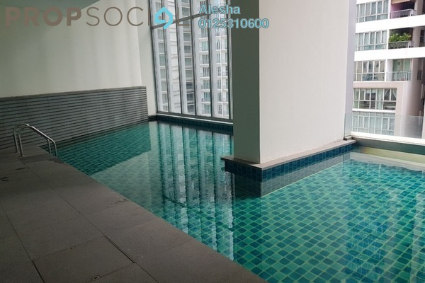 Duplex For Sale in One KL, KLCC Freehold Unfurnished 4R/4B 2.82m