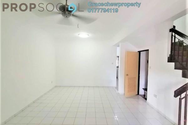 Terrace For Rent in Taman Permas Jaya, Bandar Baru Permas Jaya Freehold Semi Furnished 4R/3B 1.3k