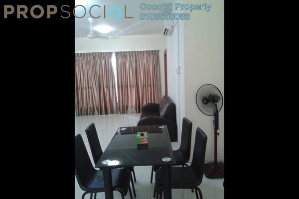 Condominium For Rent in Titiwangsa Sentral, Titiwangsa Freehold Fully Furnished 3R/2B 2.35k