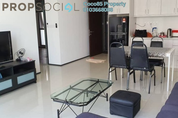 Condominium For Rent in The Fennel, Sentul Freehold Fully Furnished 3R/3B 3k