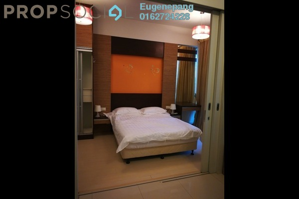 Condominium For Rent in Marc Service Residence, KLCC Freehold Fully Furnished 1R/1B 4k