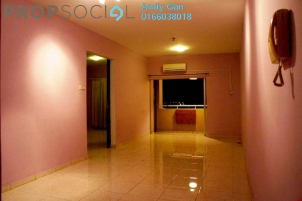For Rent Condominium at Ketumbar Hill, Cheras Freehold Semi Furnished 3R/2B 1.3k