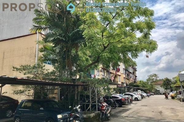 Apartment For Sale in Desa Putra, Batu Caves Freehold Semi Furnished 3R/2B 210k