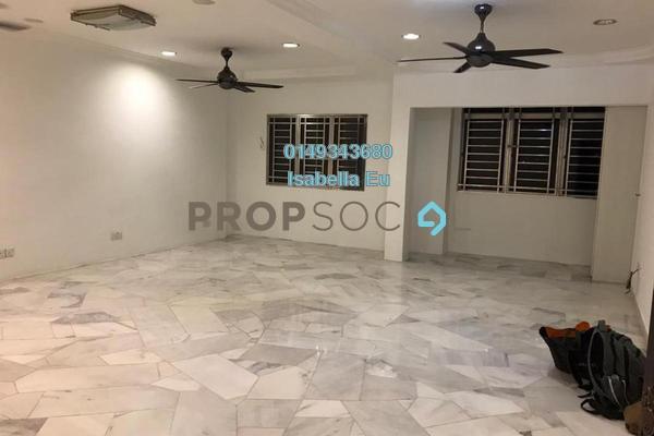 Apartment For Rent in Taman Kosas, Ampang Freehold Semi Furnished 3R/2B 1.5k