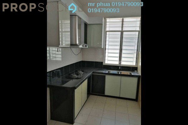 Terrace For Sale in Bandar Puteri Jaya, Sungai Petani Freehold Semi Furnished 3R/2B 380k