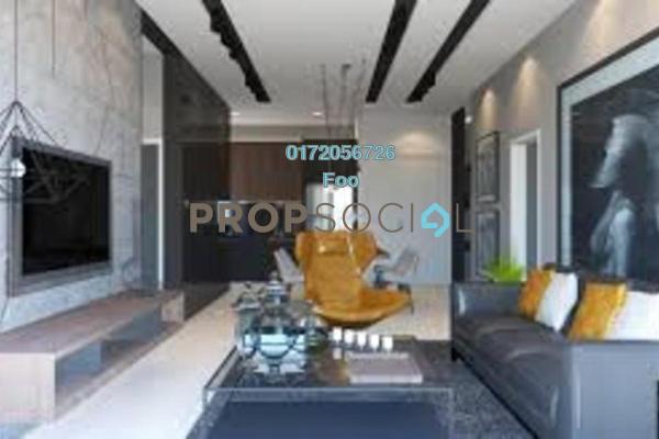 Apartment For Sale in PJ Trade Centre, Damansara Perdana Leasehold Unfurnished 4R/2B 694k