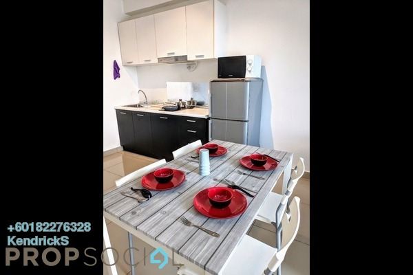 Duplex For Rent in The Scott Garden, Old Klang Road Freehold Fully Furnished 1R/2B 1.7k