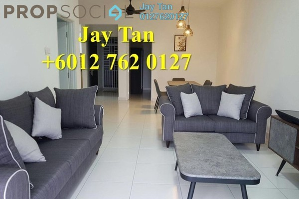 Serviced Residence For Rent in Sky Peak Residences, Setia Tropika Freehold Fully Furnished 3R/2B 1.9k