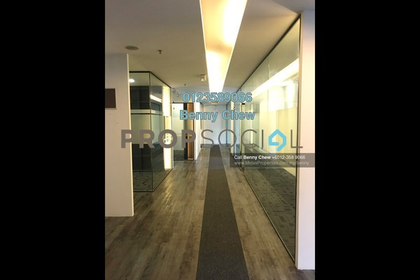 Office For Sale in One Mont Kiara, Mont Kiara Freehold Semi Furnished 0R/0B 1.79m