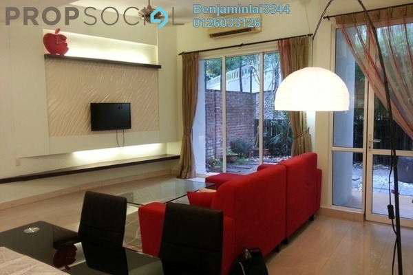 Terrace For Sale in Adora, Desa ParkCity Freehold Fully Furnished 3R/3B 1.9m
