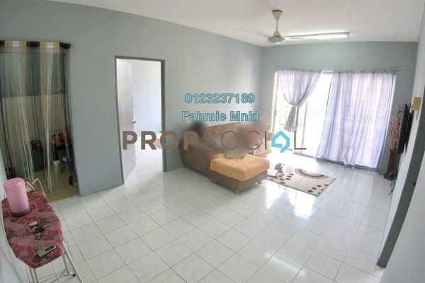 Apartment For Sale in Desa Putra, Batu Caves Leasehold Unfurnished 3R/2B 210k